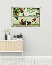 Wherever I Go Whatever I Do May My Guardian Angel  36x24 Poster poster-landscape-36x24-lifestyle-01