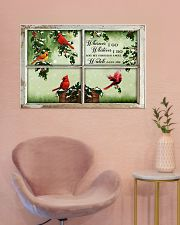 Wherever I Go Whatever I Do May My Guardian Angel  36x24 Poster poster-landscape-36x24-lifestyle-19