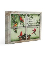 Wherever I Go Whatever I Do May My Guardian Angel  Gallery Wrapped Canvas Prints tile