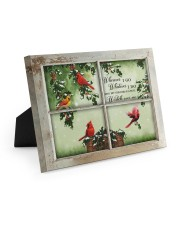 Wherever I Go Whatever I Do May My Guardian Angel  Easel-Back Gallery Wrapped Canvas tile