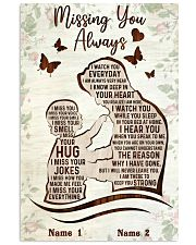 Missing You Always 24x36 Poster front
