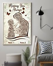 Missing You Always 24x36 Poster lifestyle-poster-1
