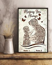 Missing You Always 24x36 Poster lifestyle-poster-3