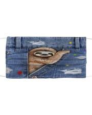 Sloth In The Bag Mask tile