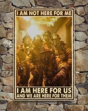 I Am Not Here For Me I Am Here For Us 24x36 Poster aos-poster-portrait-24x36-lifestyle-16