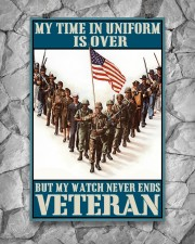 My Time In Uniform Is Over 24x36 Poster aos-poster-portrait-24x36-lifestyle-13
