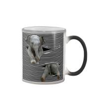 Elephant Tote Bag Color Changing Mug tile
