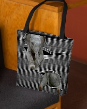 Elephant Tote Bag All-over Tote aos-all-over-tote-lifestyle-front-02