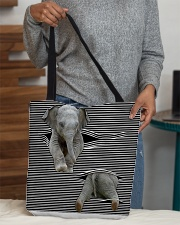 Elephant Tote Bag All-over Tote aos-all-over-tote-lifestyle-front-10