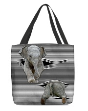 Elephant Tote Bag All-over Tote front