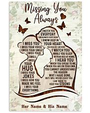 Missing You Always I Watch You Every Day 11x17 Poster front