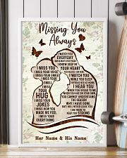 Missing You Always I Watch You Every Day 11x17 Poster lifestyle-poster-4