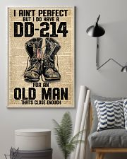 I Ain't Perfect But I Do Have A DD-214 11x17 Poster lifestyle-poster-1