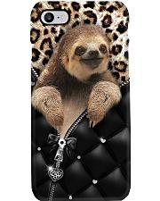 Sloth Phone Case i-phone-8-case