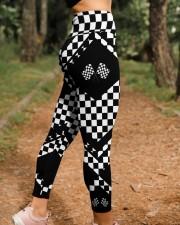 Racing Flags High Waist Leggings aos-high-waist-leggings-lifestyle-21