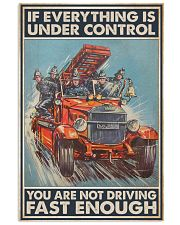 If Everything Is Under Control 24x36 Poster front