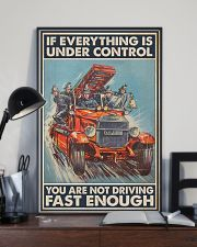 If Everything Is Under Control 24x36 Poster lifestyle-poster-2