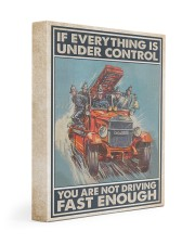 If Everything Is Under Control 11x14 Gallery Wrapped Canvas Prints thumbnail