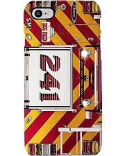 Gift For Firefighter Truck Big Red 241 Phone Case i-phone-8-case