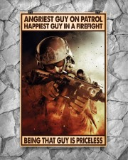 Angriest Guy On Patrol Happiest Guy In A Firefight 11x17 Poster aos-poster-portrait-11x17-lifestyle-13