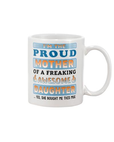 Proud Mother - Daughter