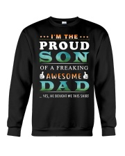 Im The Proud Son - Dad Crewneck Sweatshirt thumbnail