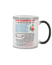 To My Daughter-In-Law - Love Father-In-Law Color Changing Mug thumbnail