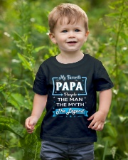 My Favorite People PAPA Youth T-Shirt lifestyle-youth-tshirt-front-3