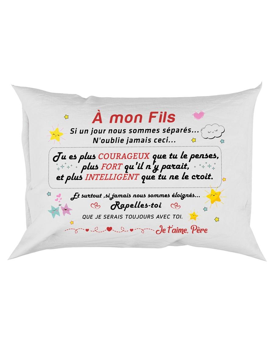 A mon Fils Rectangular Pillowcase