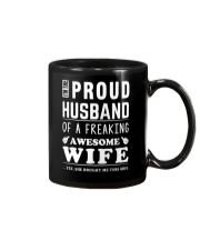 PROUD HUSBAND Mug thumbnail