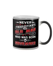 OLD MAN - November Color Changing Mug thumbnail