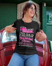 I am a lucky Daughter i have crazy Dad Ladies T-Shirt apparel-ladies-t-shirt-lifestyle-01