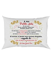 A ma Petite-fille - Pere Rectangular Pillowcase back