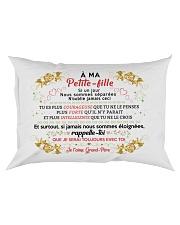 A ma Petite-fille - Pere Rectangular Pillowcase front
