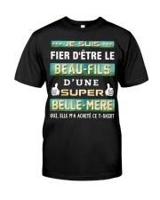 BEAU-FILS - BELLE-MERE Classic T-Shirt front