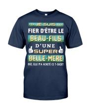 BEAU-FILS - BELLE-MERE Classic T-Shirt tile