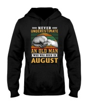 OLD MAN - August Hooded Sweatshirt tile