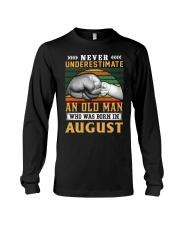 OLD MAN - August Long Sleeve Tee tile