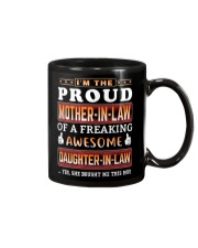 Proud Mother-In-Law  Daughter-In-Law Mug thumbnail