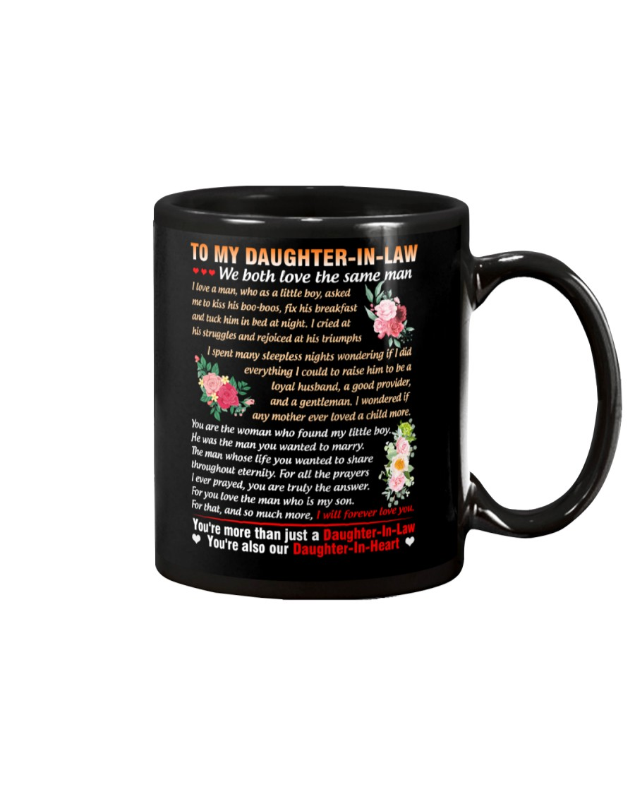 To My Daughter-In-Law Mug