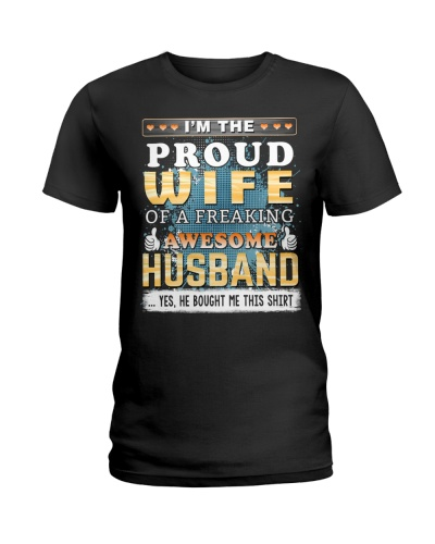 Proud Wife - Husband