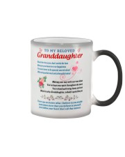 Granddaughter Color Changing Mug thumbnail