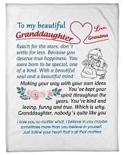 Granddaughter Fleece Blanket tile
