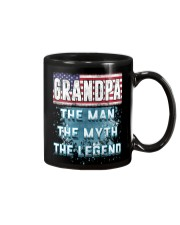 Grandpa Legend Fathers Day Independence Day Mug thumbnail
