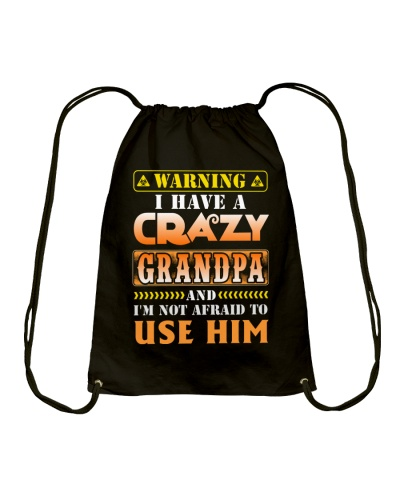 Warning Grandpa