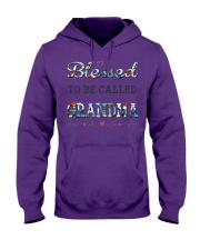 Blessed to be called Grandma Hooded Sweatshirt thumbnail