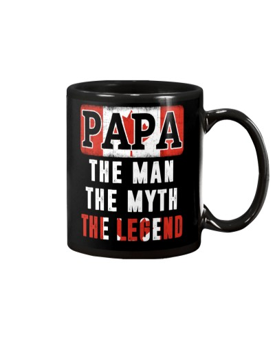 PAPA - Fathers Day - Canada Day
