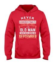 THE BEST OLD MAN - SEPTEMBER Hooded Sweatshirt tile