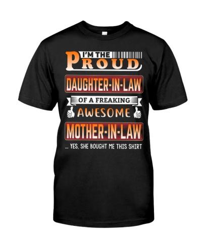 Proud Son-In-Law