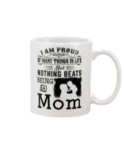 PROUD BEING A MOM Mug thumbnail